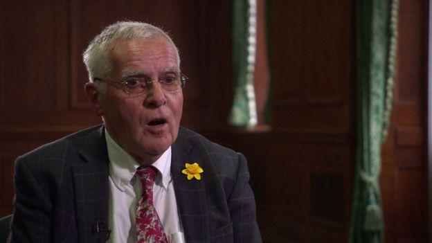 Prof Sir David Metcalf