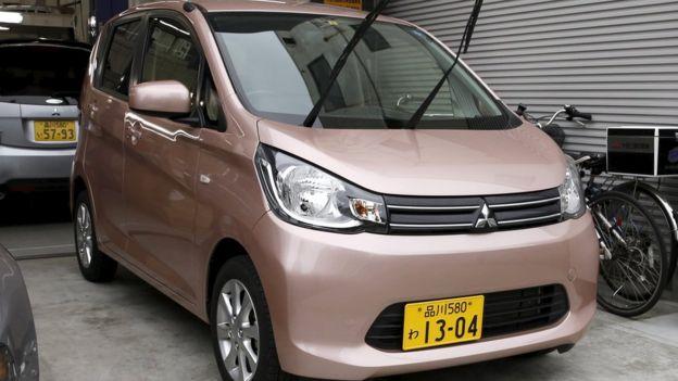 Mitsubishi's eK Wagon