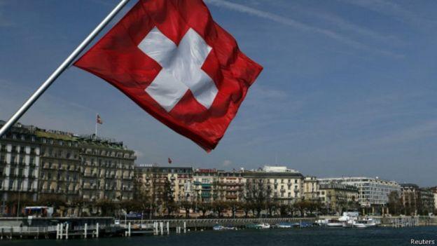 Suíça rejeitou em plebiscito a proposta de renda mínima