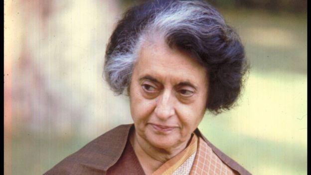 ইন্দিরা গান্ধী: 'ইচ্ছেকৃতভাবে সামরিক হস্তক্ষেপের কথা তিনি ভাবছিলেন না'