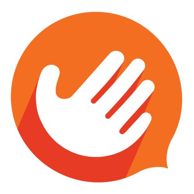 Hand Talk logo