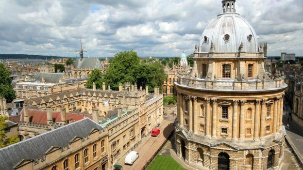 دانشگاه آکسفورد در بریتانیا