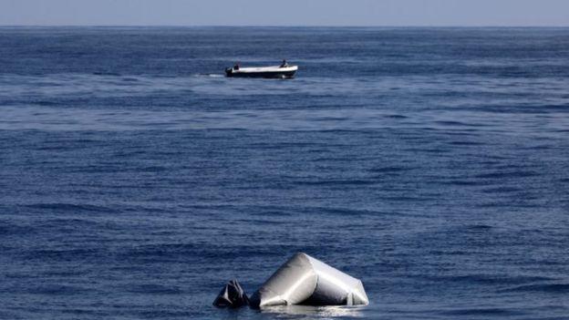 نگرانی از غرق احتمالی ۲۰۰ پناهجو در مدیترانه