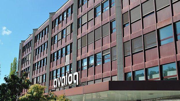 Sede da Avaloq em Zurique