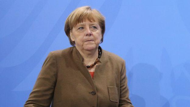 Başbakan Merkel 14 Nisan 16