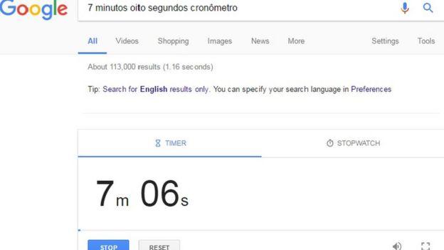 Google Timer