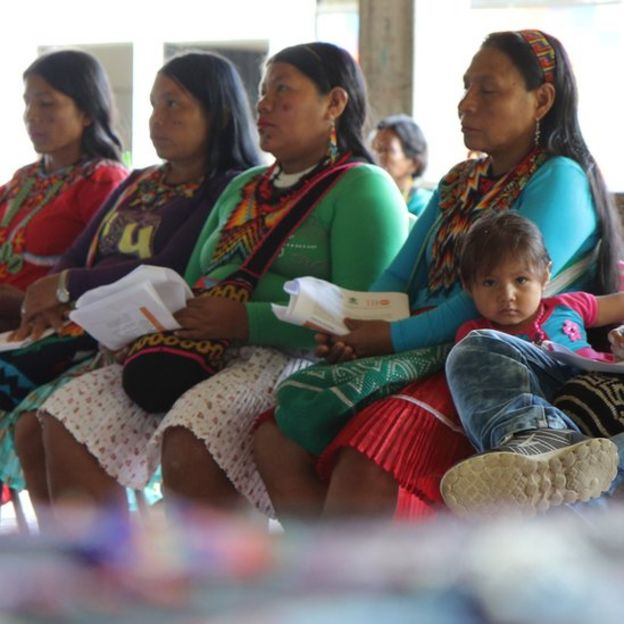 Mulheres Embera