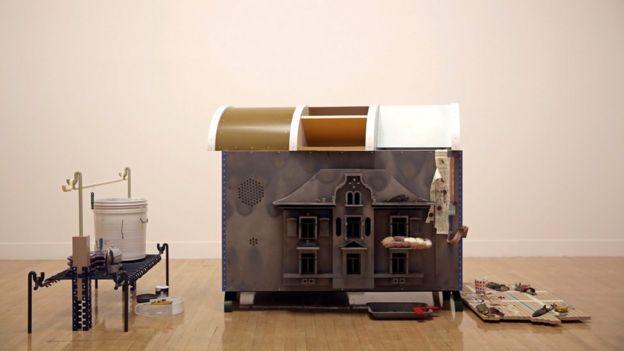Helen Marten's work