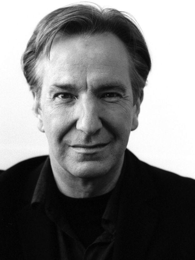 Alan Rickman, 2001