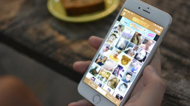 Dating apps are commonly used by adolescents in Asia