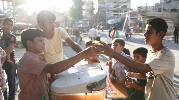 Usitishwaji wa mapigano umeleta afueni nchini Syria