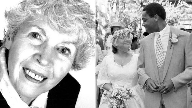 Audrey Leybourne and the marriage of Dawn French and Lenny Henry