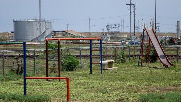 Urbanización petrolera