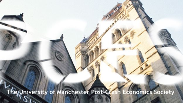 Manchester University's Post-Crash Economics Society
