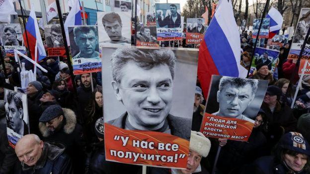 Марш Немцова