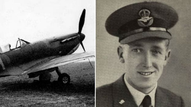The Spitfire Mk 1A and Pilot Officer Harold Penketh