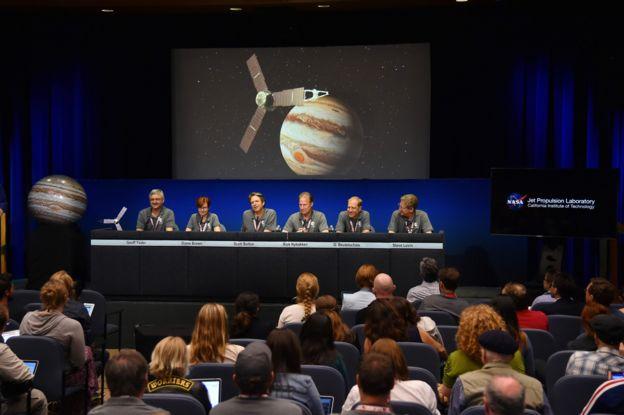 Comando de la misión Juno