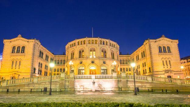Parlamento da Noruega