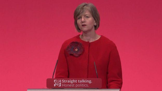 Shadow transport secretary Lilian Greenwood
