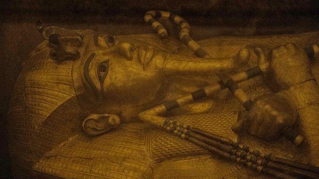 Sarcófago de Tutancâmon