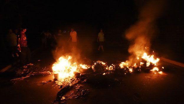 Las protestas y los saqueos han aumento en Maracaibo desde que se estableció el racionamiento eléctrico.