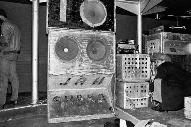 Jah Shaka at the Albany Empire, Deptford, London, 1984