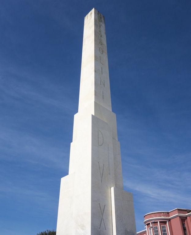 Obelisco Mussolini em Roma