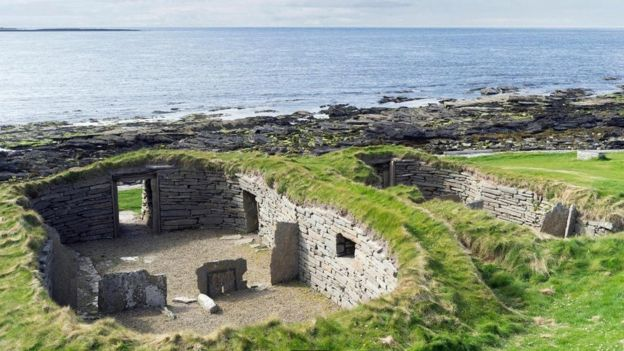 苏格兰的一座小岛是如何起死回生的?