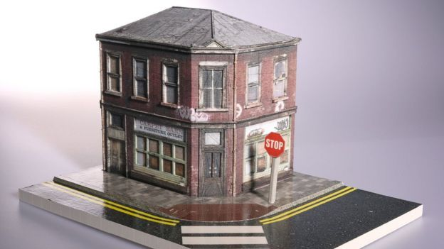 paper/card models - New Railway Modellers Forums