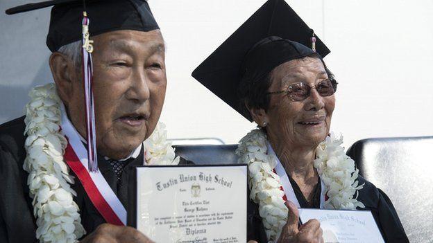 George and Miko Kaihara