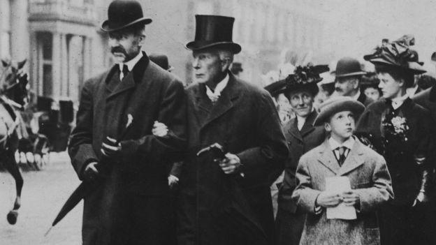 John Rockefeller.