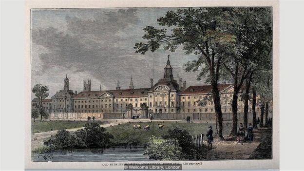 Bethlem trở nên nổi tiếng với tên gọi 'cung điện cho người điên'