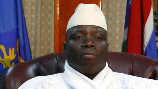 Yayha Jammeh invité à recevoir la délégation de l'UA