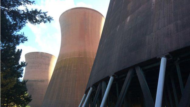 ironbridge power station history of christmas