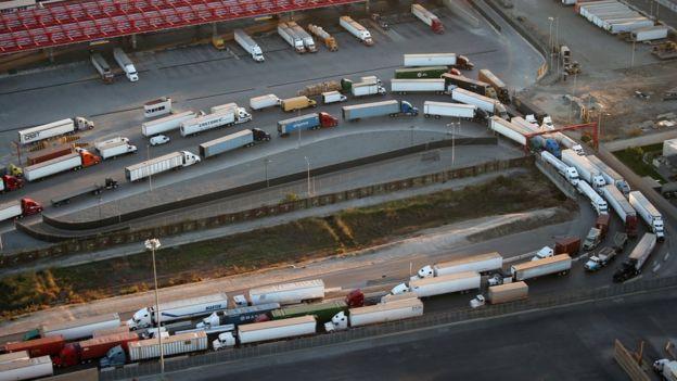 Frontera entre Estados Unidos y México.