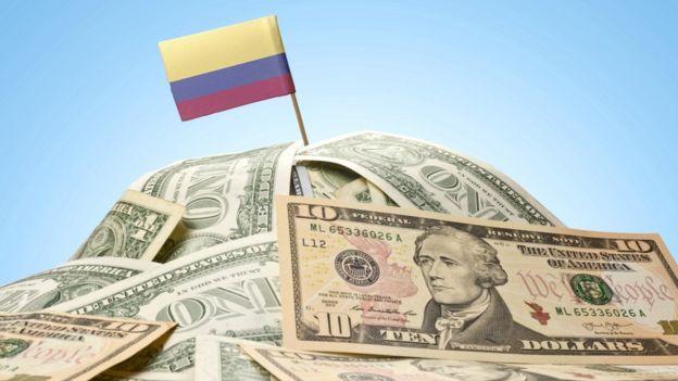 Evasión fiscal en Colombia