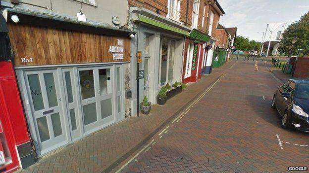 Ashford kent Schwulen Bars Clubs