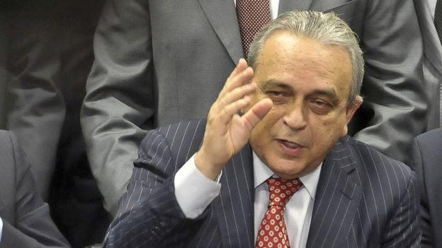 O deputado Sérgio Guerra, quando era presidente do PSDB