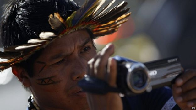 85390979 028814546 1 - Brazil indigenous group Gurarani - Kaiowa  Attacked