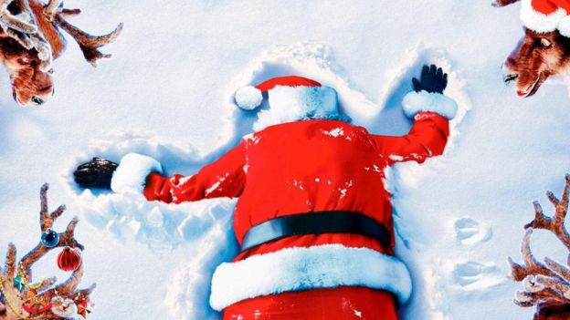Санта-Клаус: Трилогія