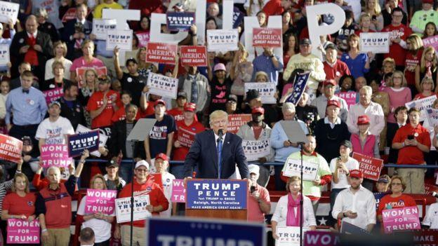 Por causa de imprevisibilidade, Trump pode ter efeito negativo sobre a economia