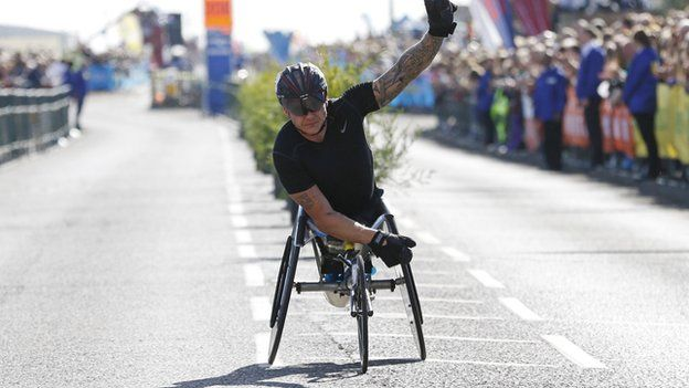 David Weir, Great North Run
