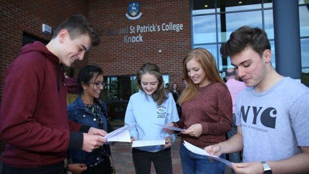 Will my GCSE results affect my University prospects?