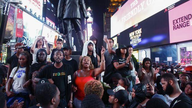 Protesta Black Live Matters