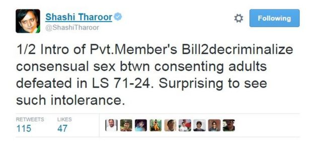 1/2 Intro of Pvt.Member's Bill2decriminalize consensual sex btwn consenting adults defeated in LS 71-24. Surprising to see such intolerance.