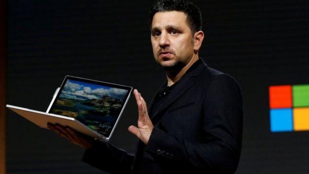 Microsoft launch