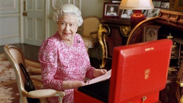 Is it wrong to refer to the queen as queen of england?