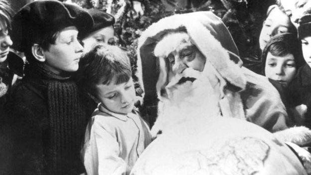 Вбивство Санта-Клауса