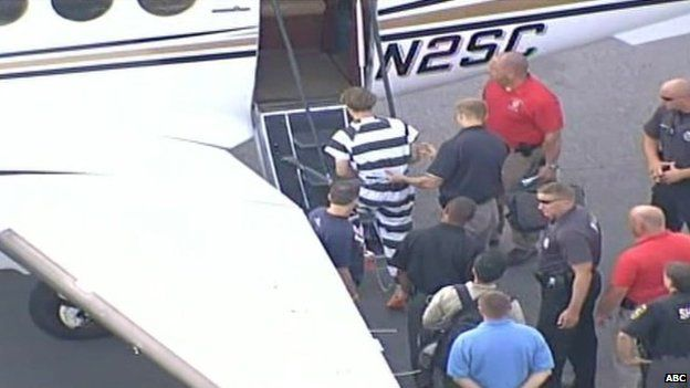 Nine People Killed in Charleston Church Shooting; Massacre Suspect Dylann Storm Roof Arrested _83728190_de27-1