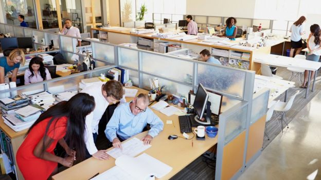 Ofis işçiləri